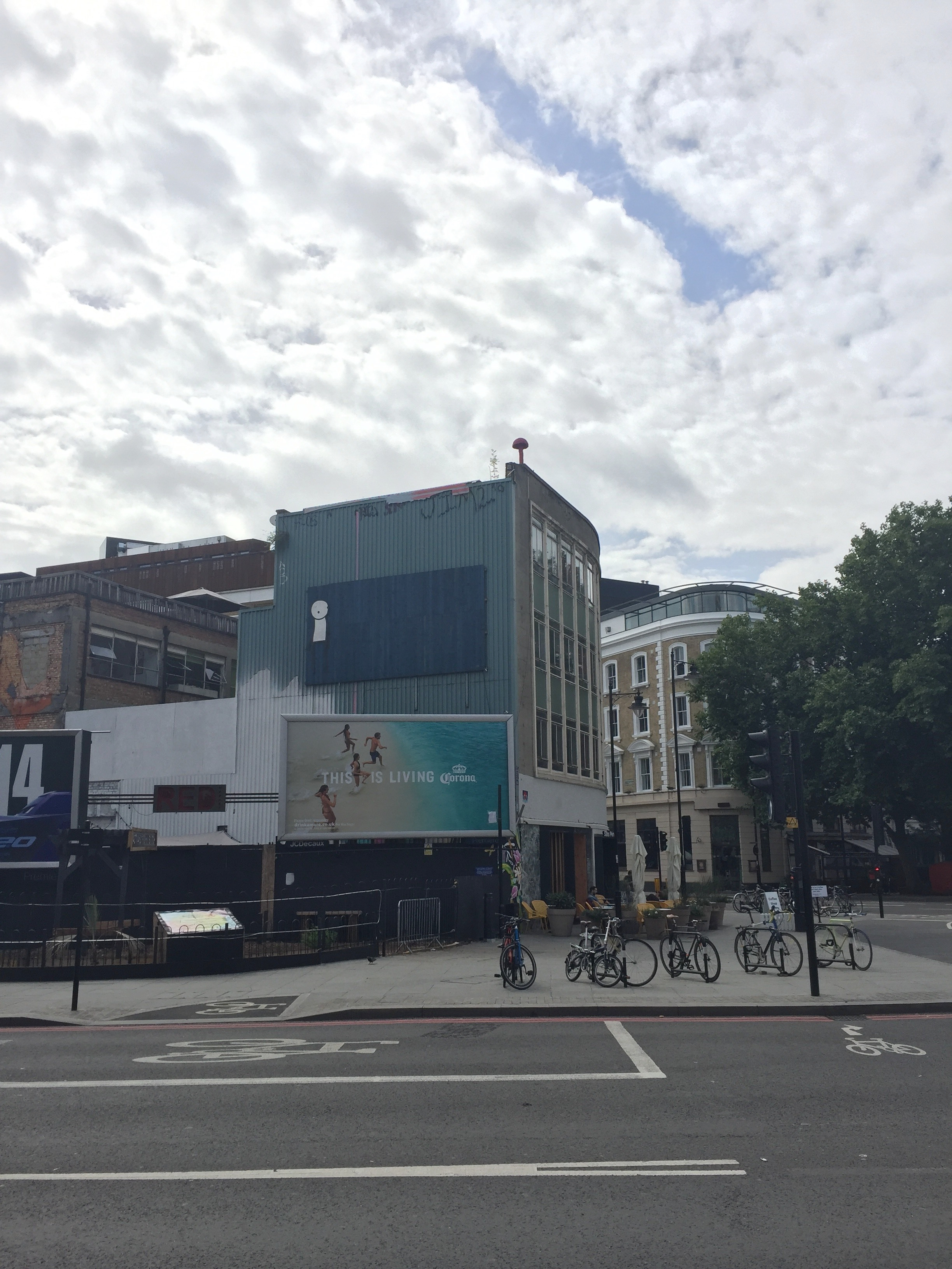 Stik in London