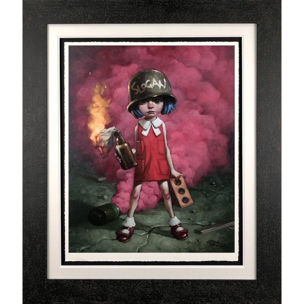 CRAIG DAVISON x REEM GALLERY  'Rebel Without a Pause' collection available now.  View the full collection here .