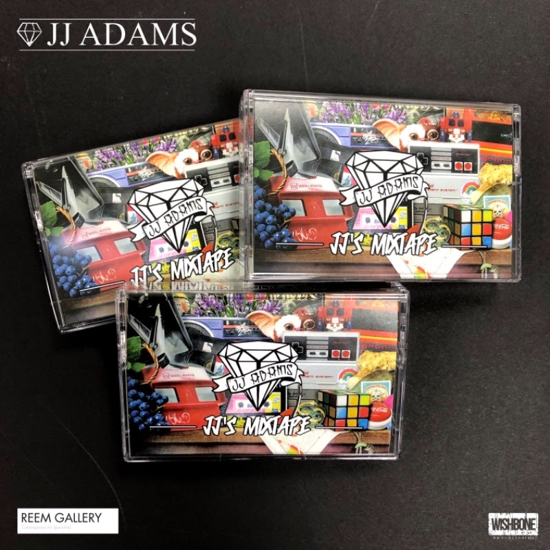 Reem Gallery - JJ Adams mixtape