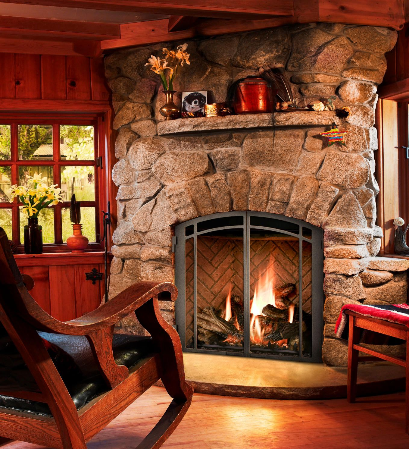 Chimney Sweep Inspection And Repair For All Wood Burning Fireplaces