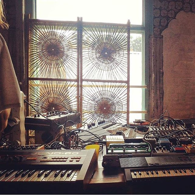 🎹💥〰 . #FACTMusicGear (via @squarewaves_collective) . 📷 Tag your gear pics with #FACTMusicGear.