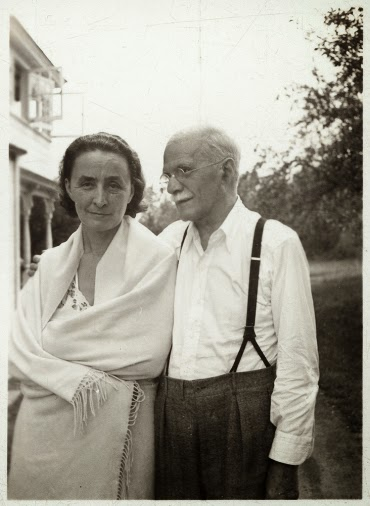 4. Alfred Stieglitz and Georgia O'Keefe