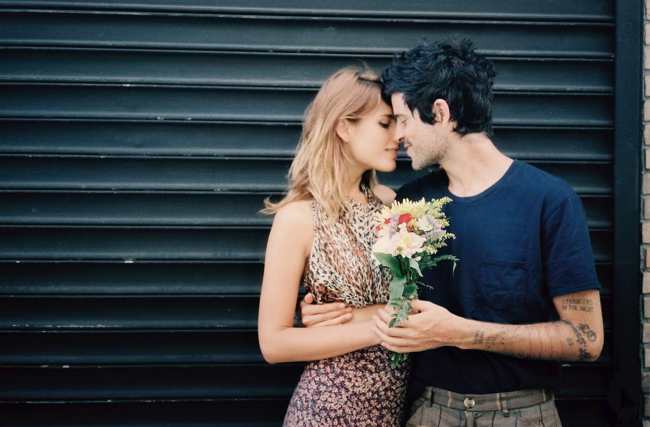 7. Devendra Banhart and Ana Kras