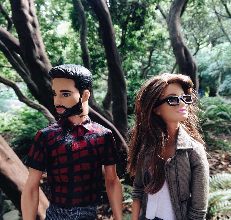 2. Sociality Barbie (@socalitybarbie)