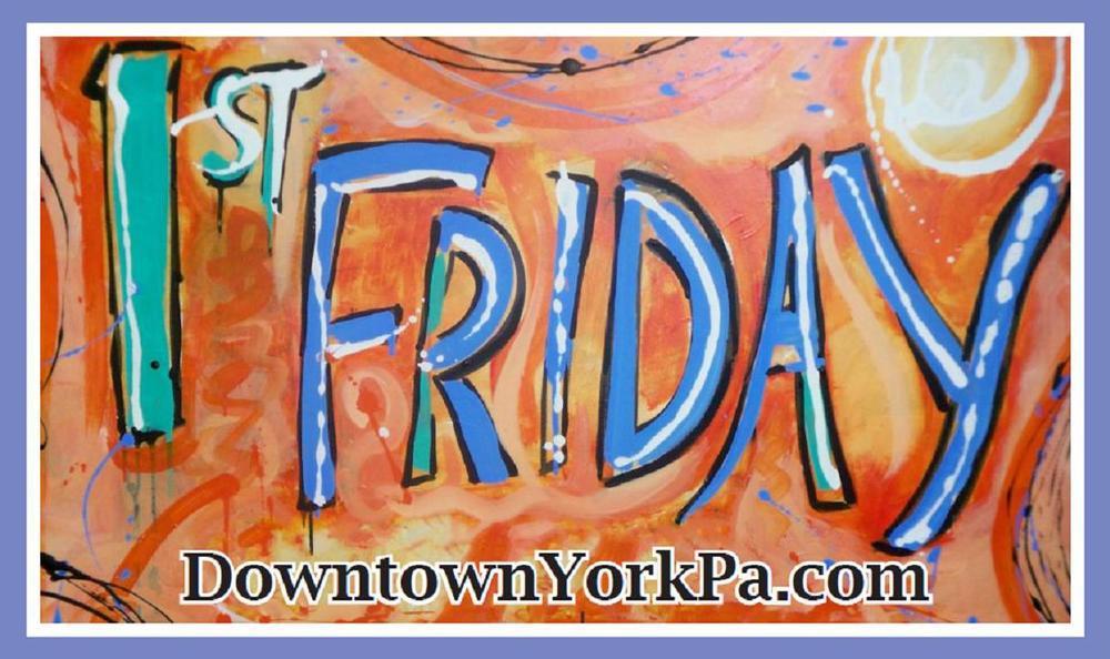 First Friday - Cinco de Mayo