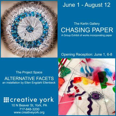 Exhibits at Creative York