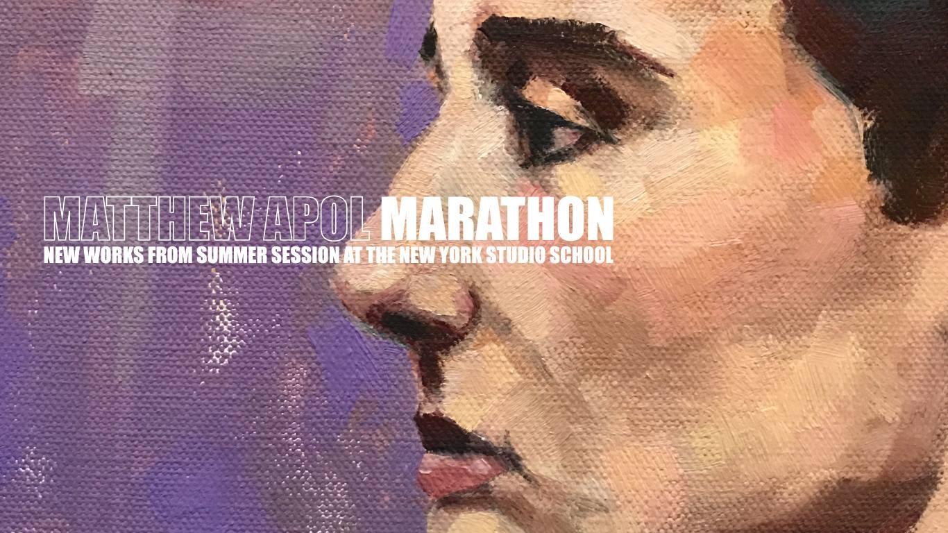 Matthew Apol: Marathon