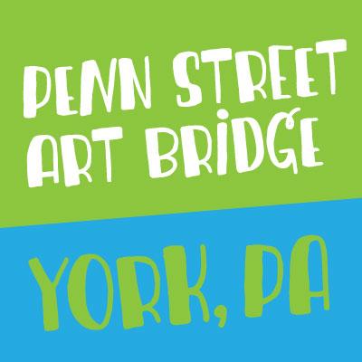 Penn Street Art Bridge