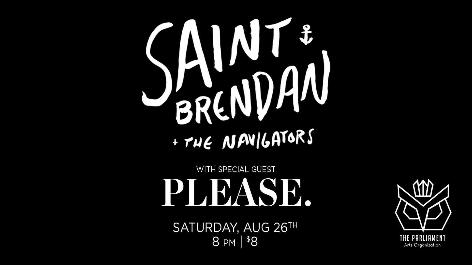 Saint Brendan & The Navigators