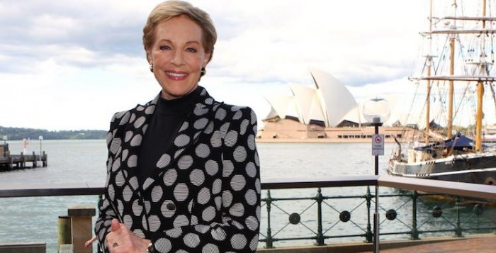 Julie Andrews - The Good News Network