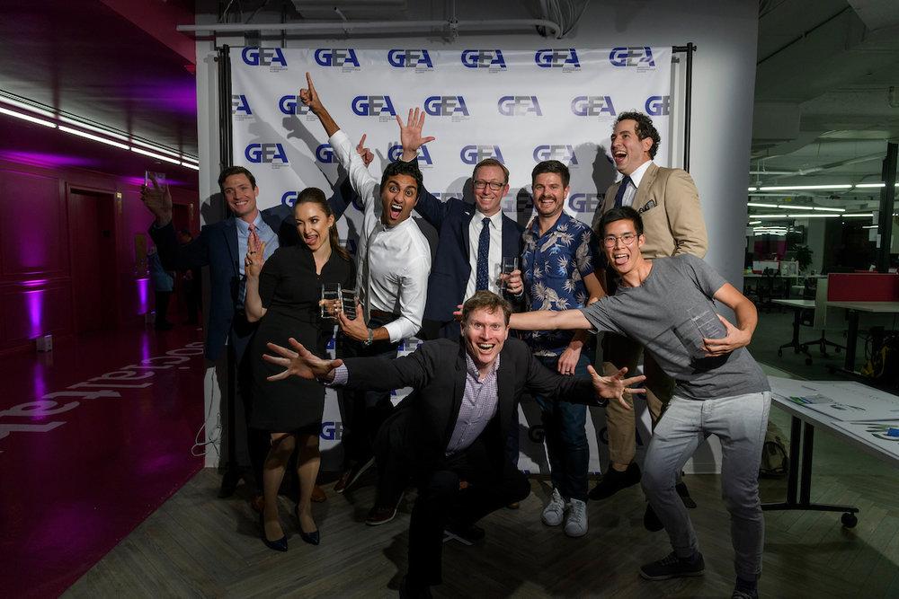 2017 GEA Entrepreneurial Excellence Awardees