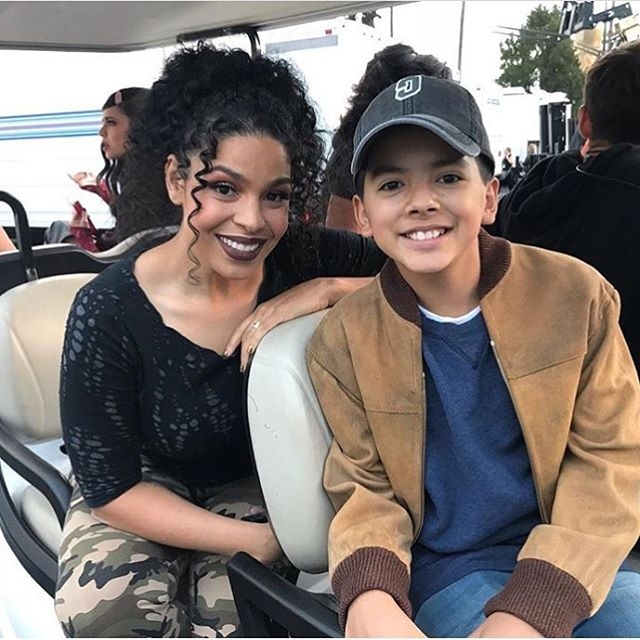 Congratulations @jjhiphopdancer on set with @jordinsparks  Some great coming soon.. Shhh Keep it up JJ  We are proud. #immabeastdancers #immaHighSociety