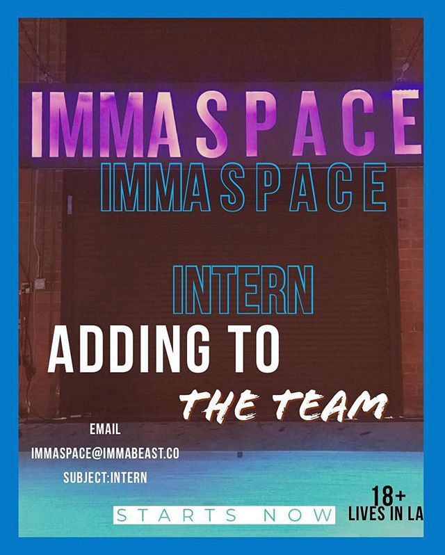 WANNA JOIN THE TEAM? Email us!📩 Unpaid internship but perks are included!!👀
