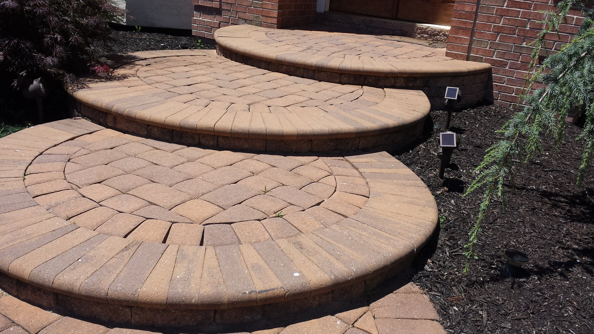 Pavers, Patios, and Walkway design