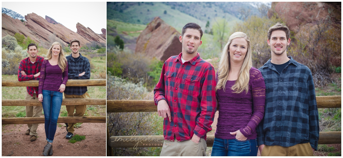 www.emilyanne-photography.com || Red Rocks Colorado