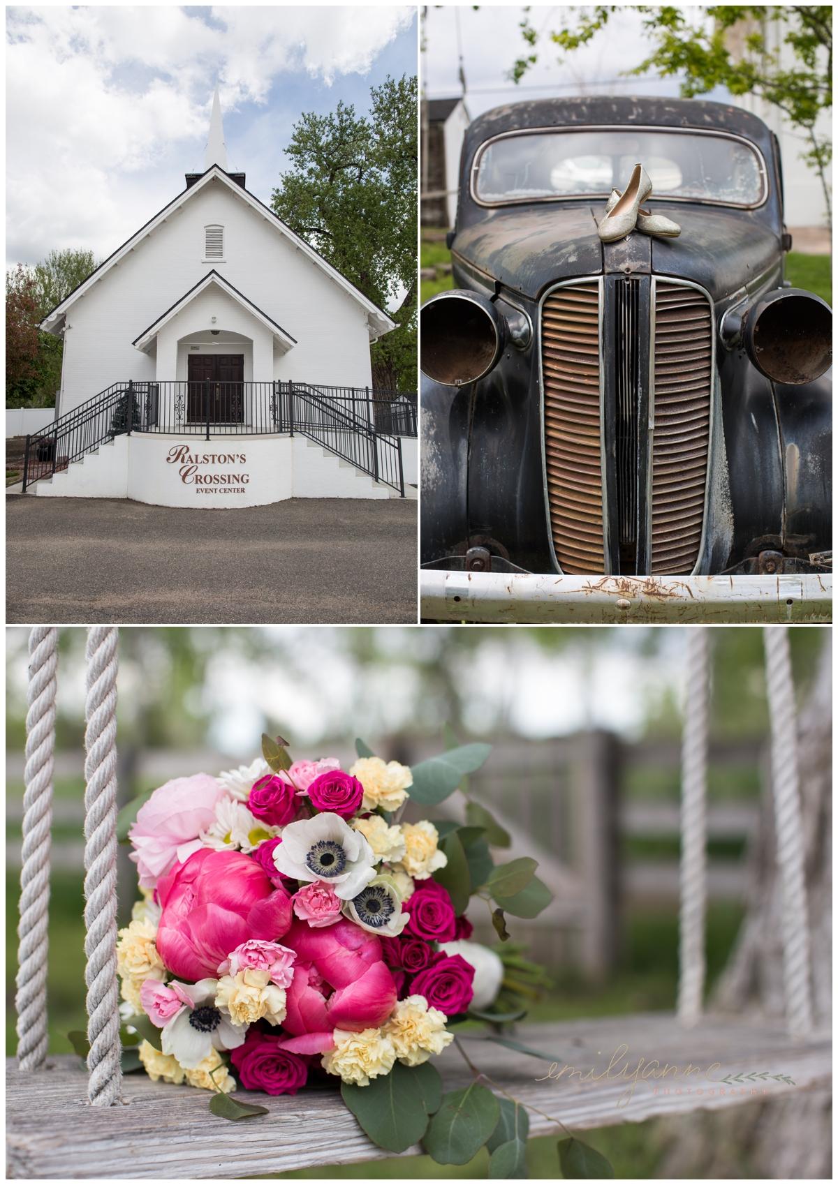 Ralston's Crossing Wedding    www.emilyanne-photography.com