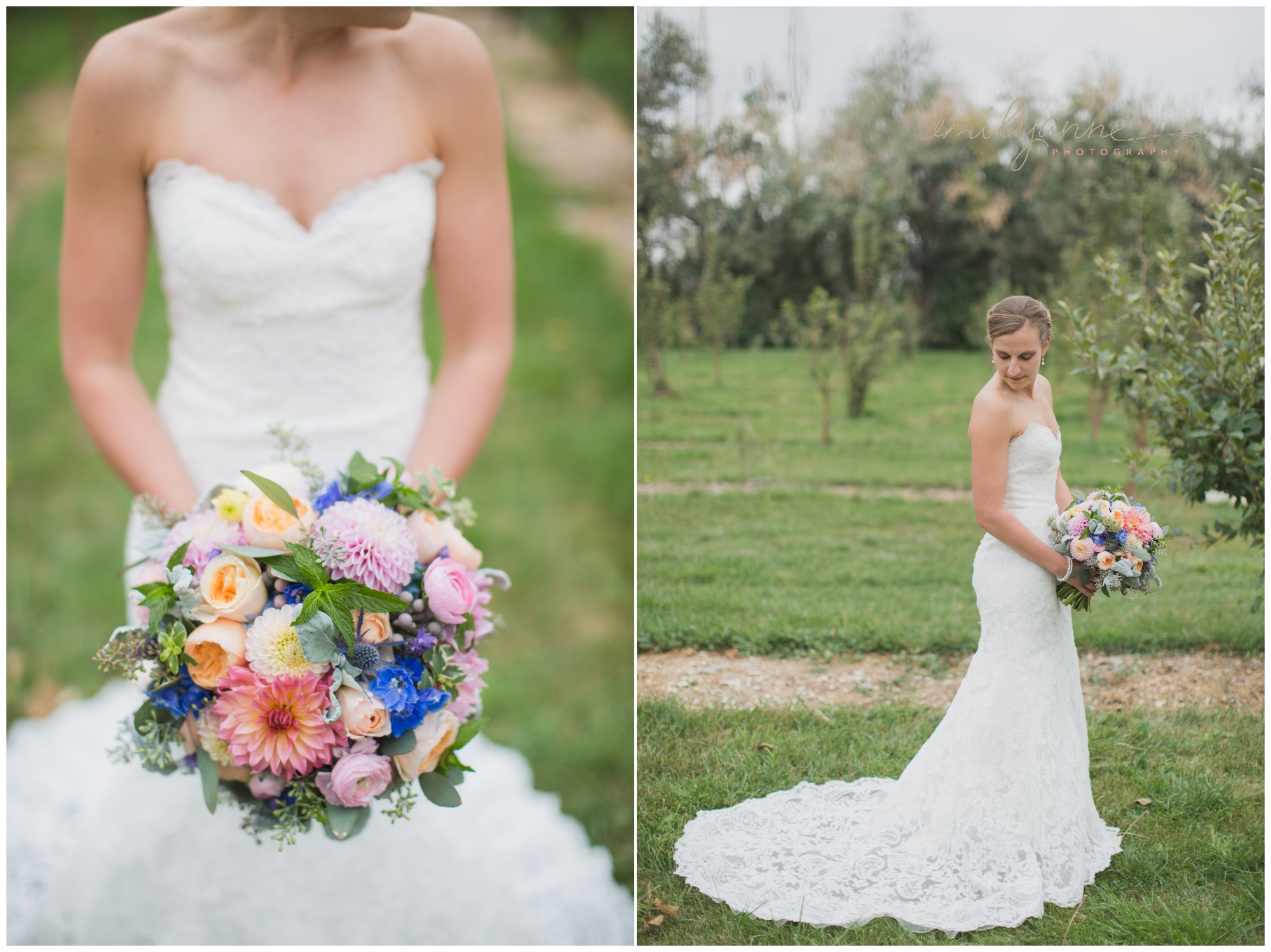 www.emilyane-photography.com | Ya Ya Farm and Orchard Wedding
