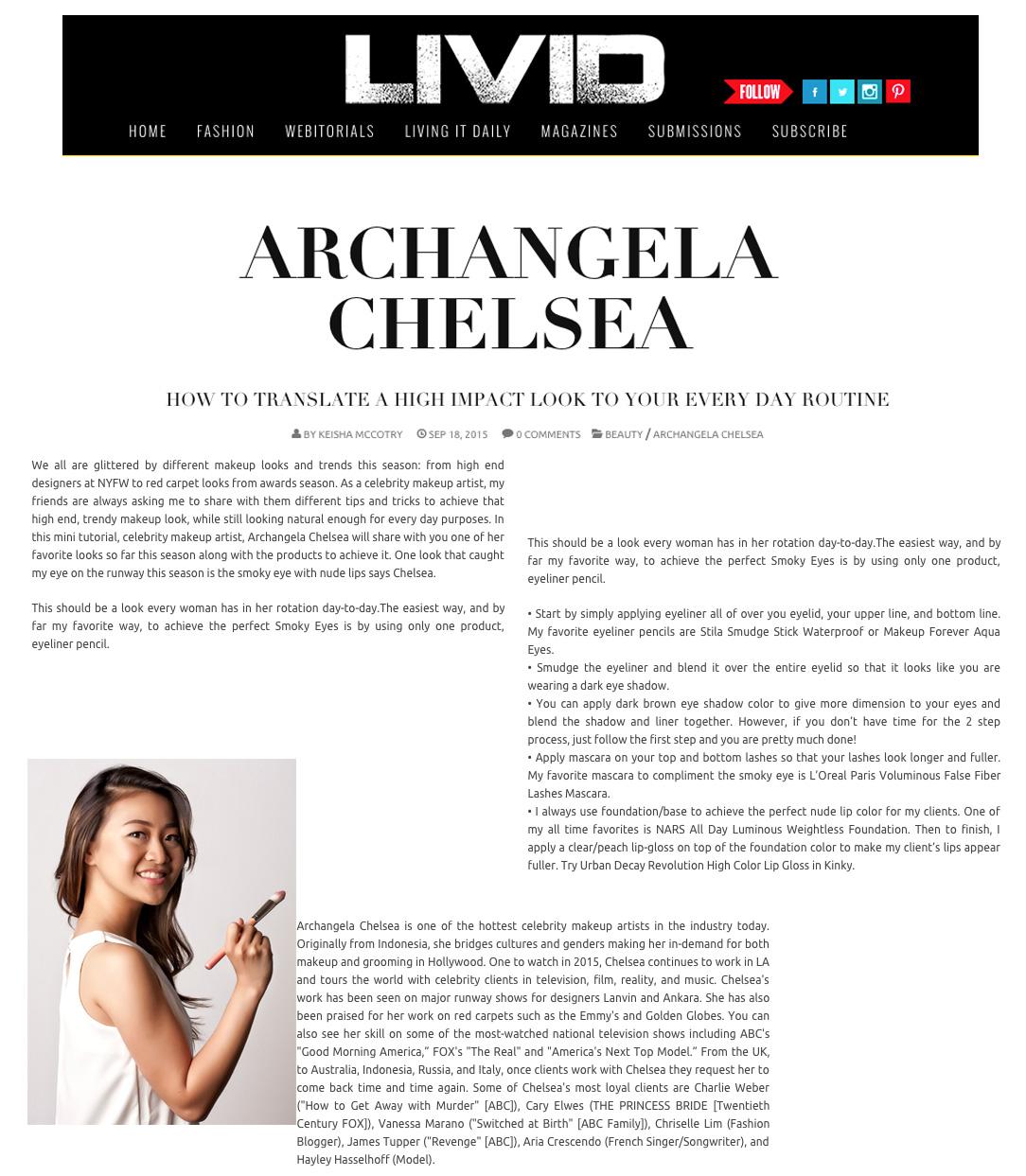 Livid Magazine