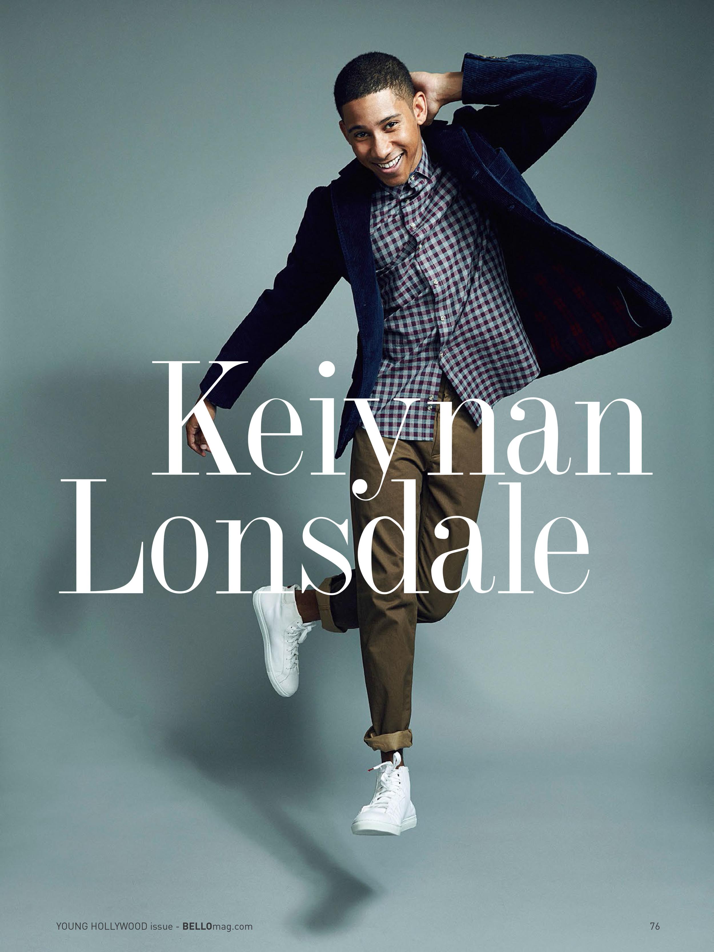 Keiynan Lonsdale - Bello Magazine