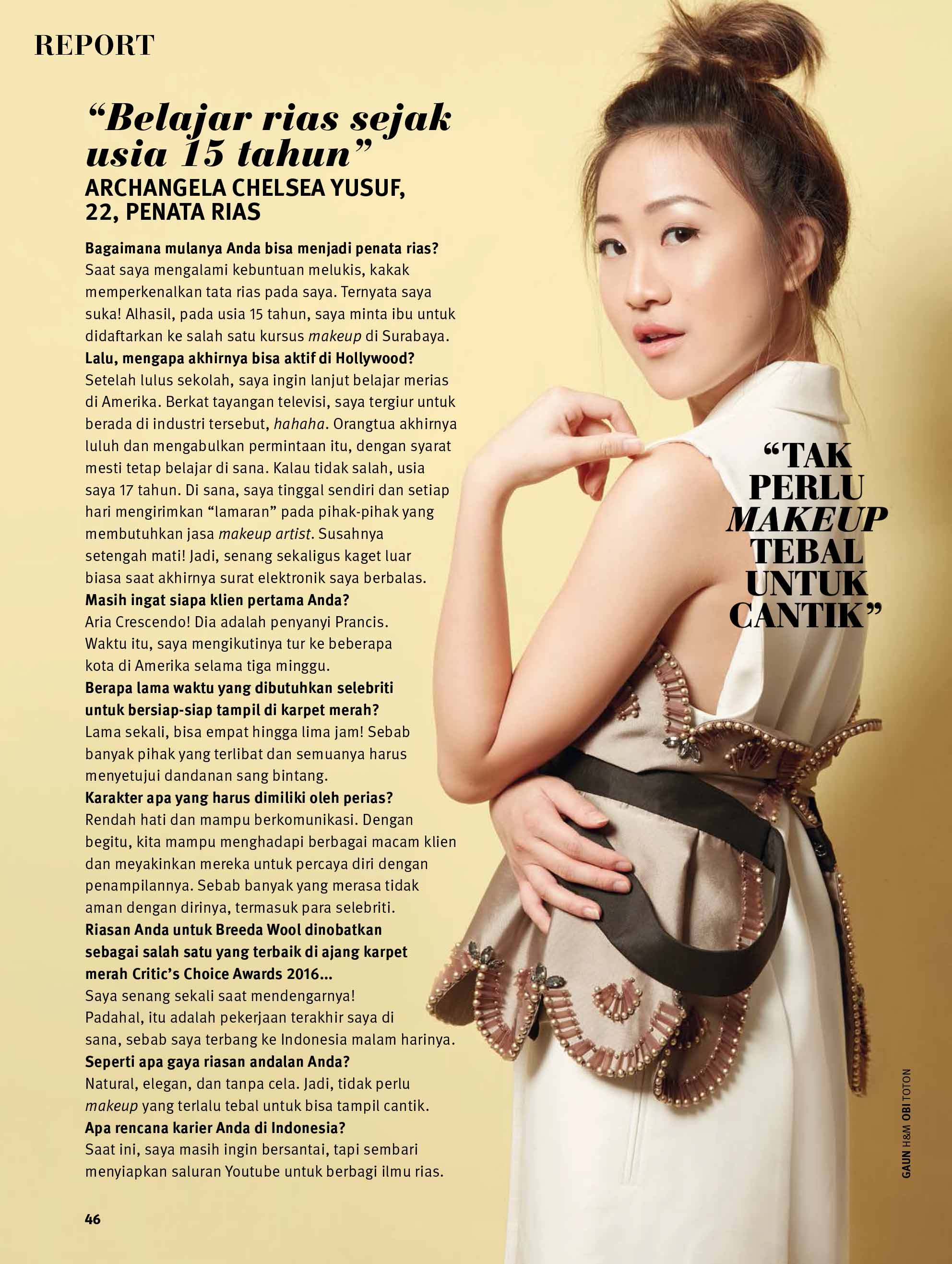 Joy Magazine Indonesia 2016