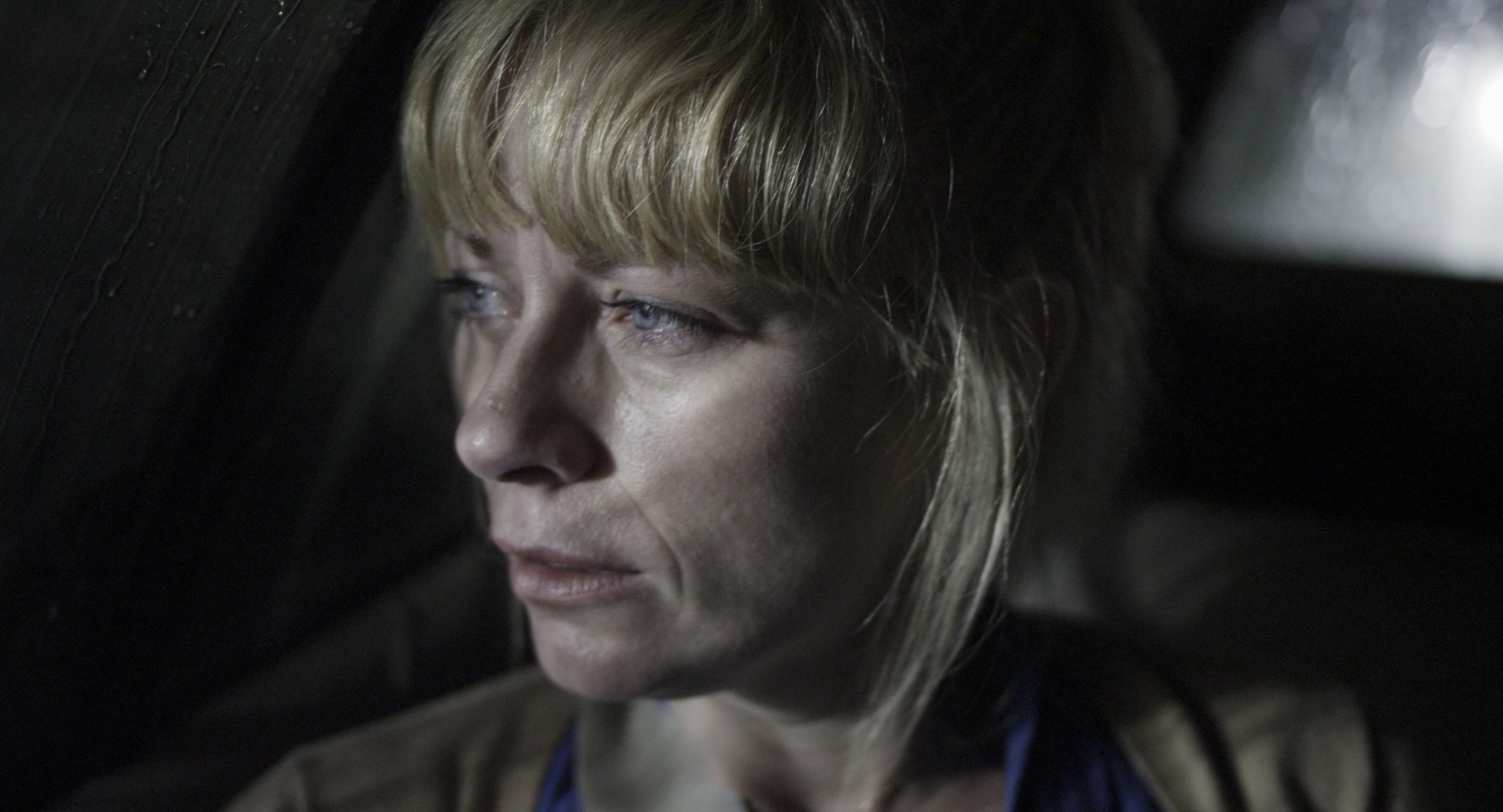 Angela Pierce in  UNBURDEN