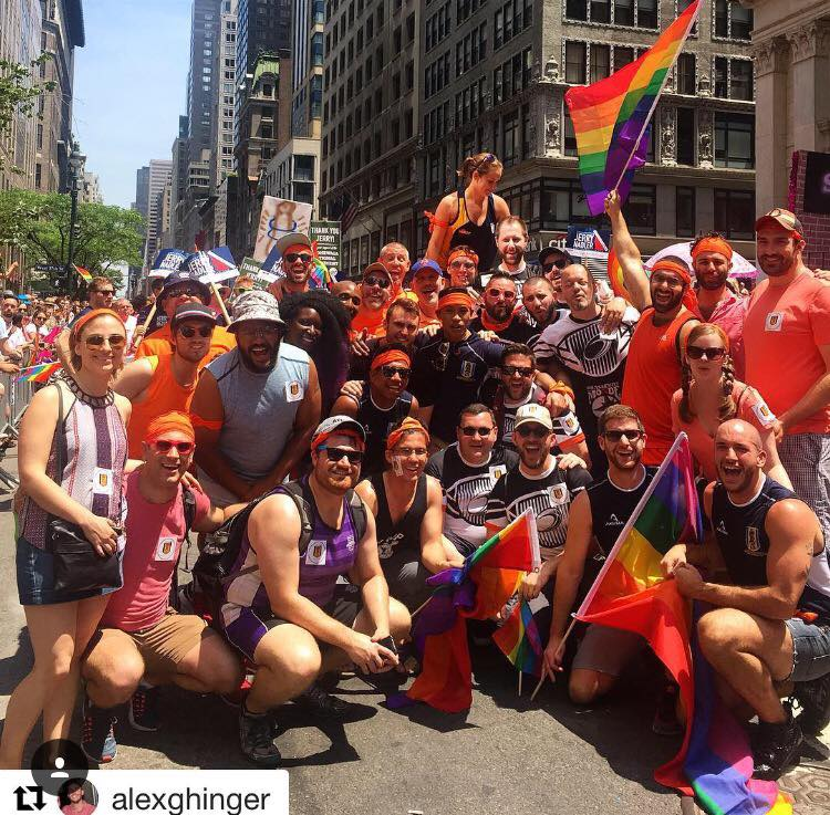 PRIDE 2016, NYC. For more pics please visit our  Facebook  page.