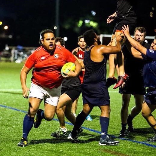 HAPPY BIRTHDAY TO AN ICONIC AND LEGENDARY GOTHAM KNIGHT CHRIS VERGARA! @ccostumova is a leader in not just Gotham's community, but also a leader amongst several other non profit and community organizations! Chris is often referred to as our Teams Mother and is an asset to our culture and our scrums, happy birthday Chris! #igrugby #gothamrugby #unitetheempire #igr