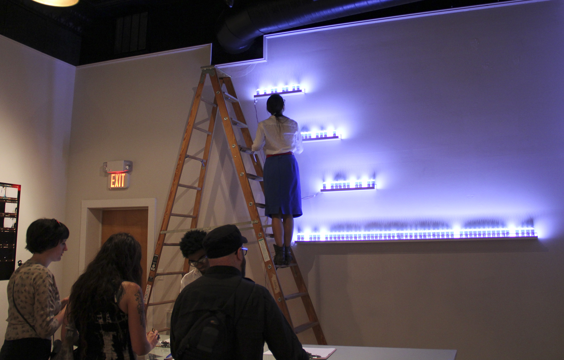 The Laboratory for Forgetting (performance)