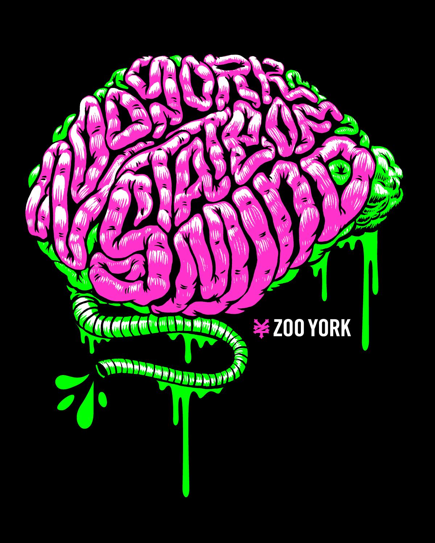 Apparel Design, Illustration for Zoo York