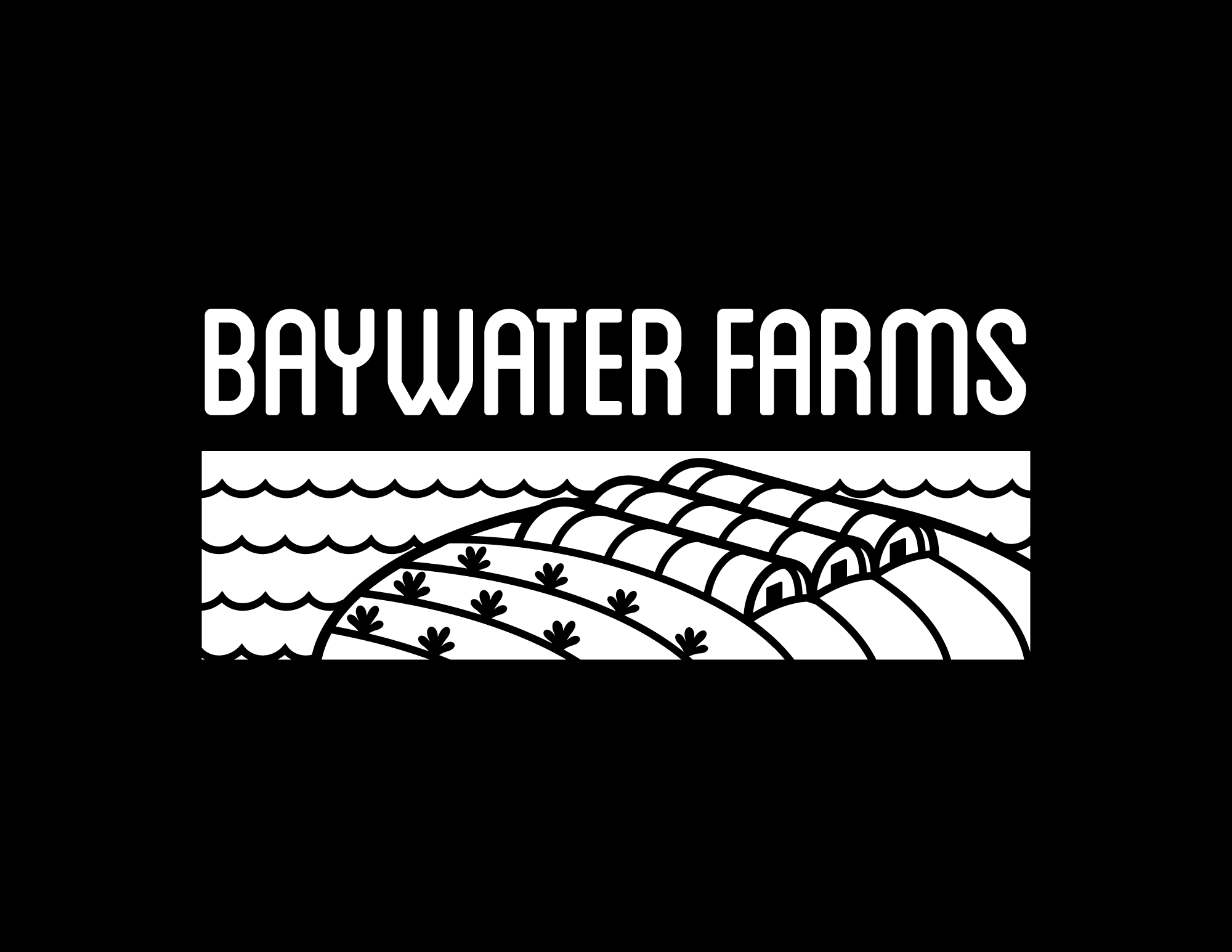 BaywaterFarms_Logo_V1_B&W-Rectangle-BlackBKG.png