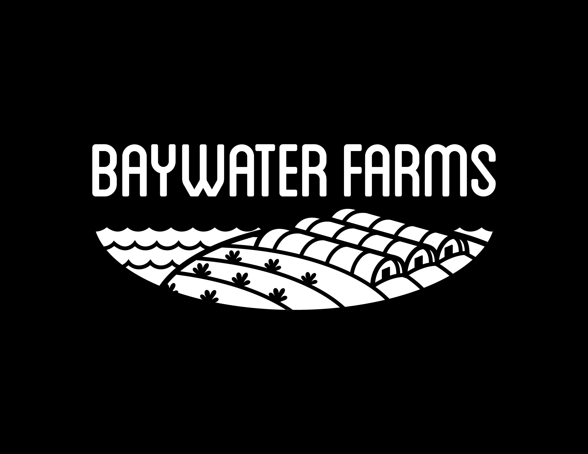 BaywaterFarms_Logo_V1_B&W-Rounded-BlackBKG.png