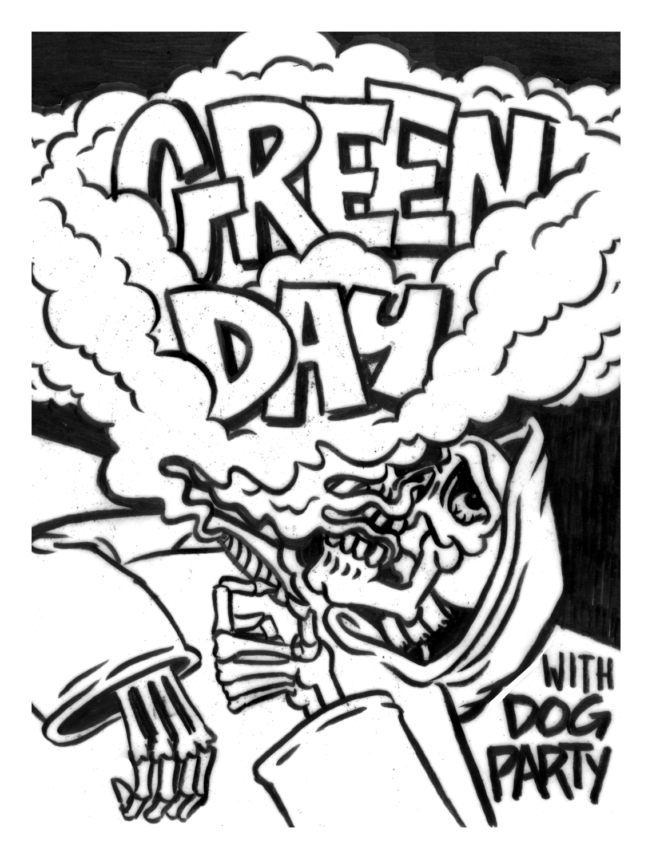 GREENDAY_Poster_Sketch_No2.png