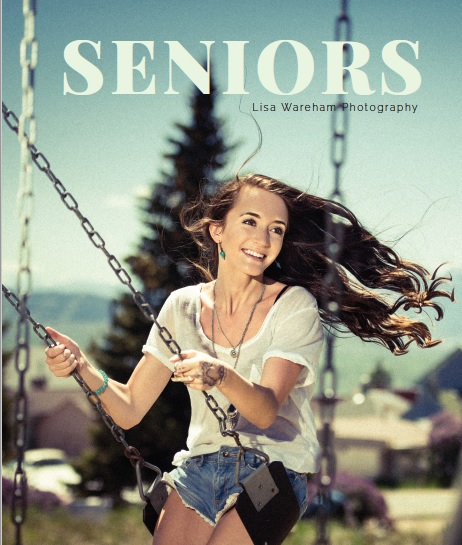 Senior Style Magazine Cover