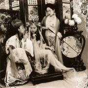 Peking Opera, Self-Portrait, Liu Zheng, negative, 1997; print, 2005
