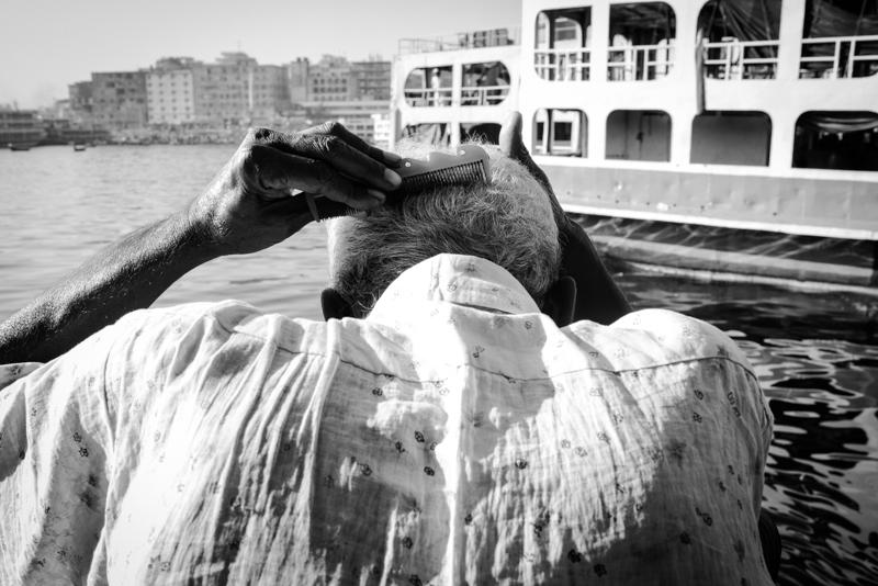 Carlos Saaverda   Old Dhaka Style