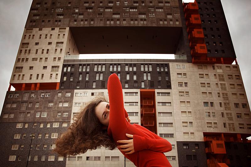 Anna Di Prospero   Untitled, 2010 (El Mirador de Sanchinarro, Social Housing - Madrid, Spain)