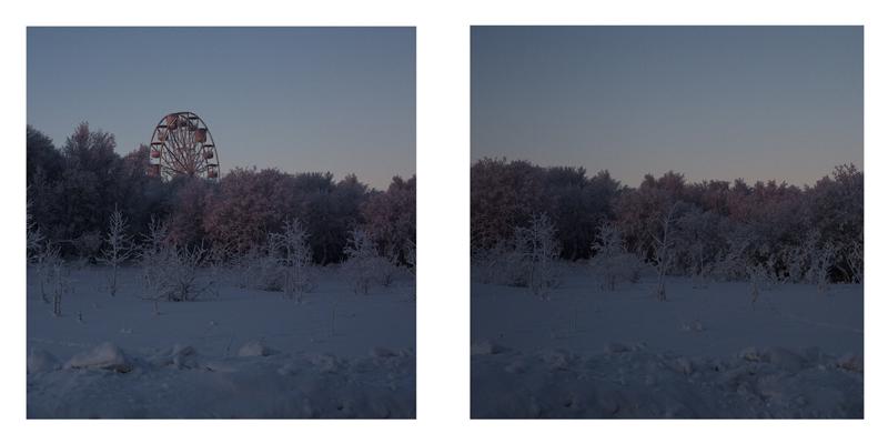 Elena Kollatou and Leonidas Toumpanos   Untitled 5, From the series White As Snow