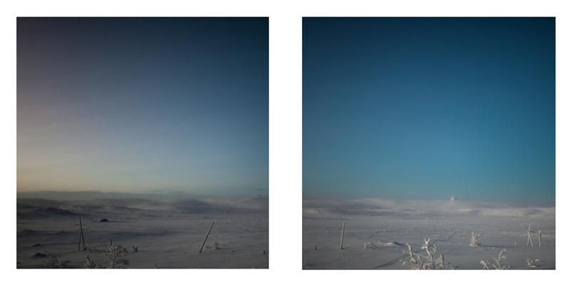 Elena Kollatou and Leonidas Toumpanos   Untitled 16, From the series White As Snow