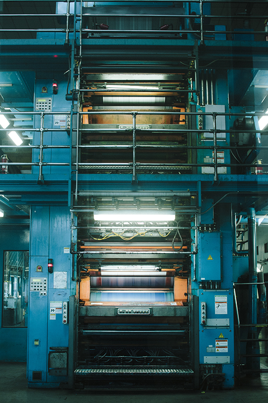 Julius Chiu   Print Press
