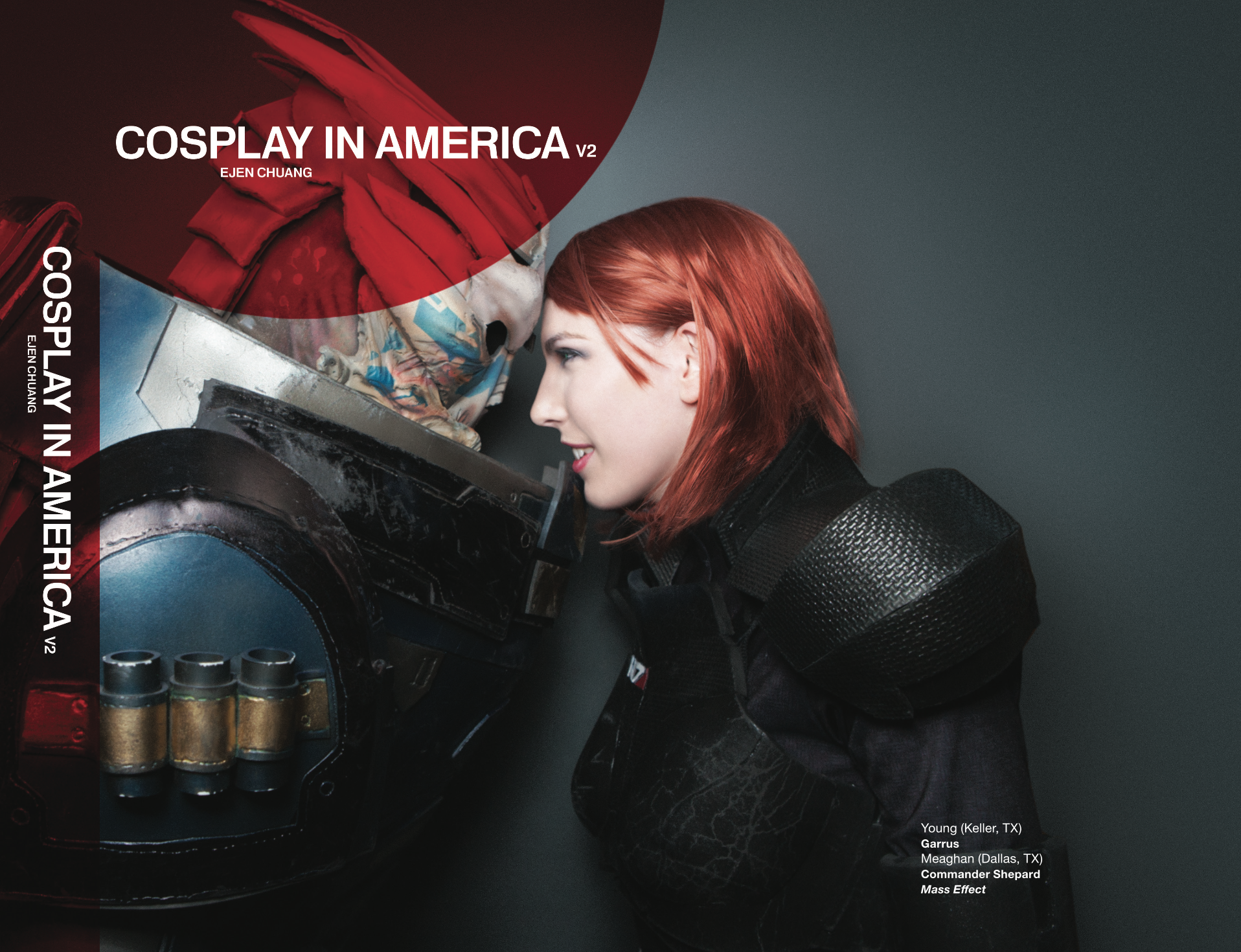 Cosplay in America    Ejen Chuang