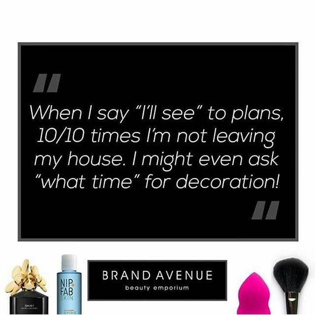 😂 So true! #makingplans #funnyquote #funny  #love #beauty #bblog