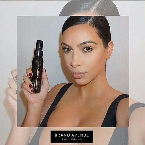 20% off using code LOVE20 💚 Keep your tresses sexy and glamorous with Kardashian Beauty Hair Black Seed Dry Oil!