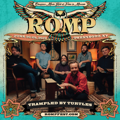 Trampled By Turtles Tour 2020.Trampled By Turtles Romp Fest 2020 June 24 27 2020