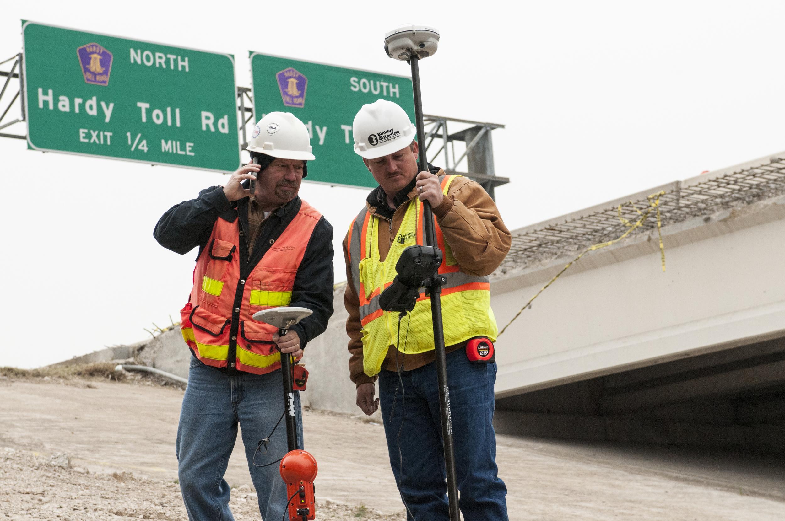 Enterprise Pipeline Quality Level B 3D Designation - Houston, Texas