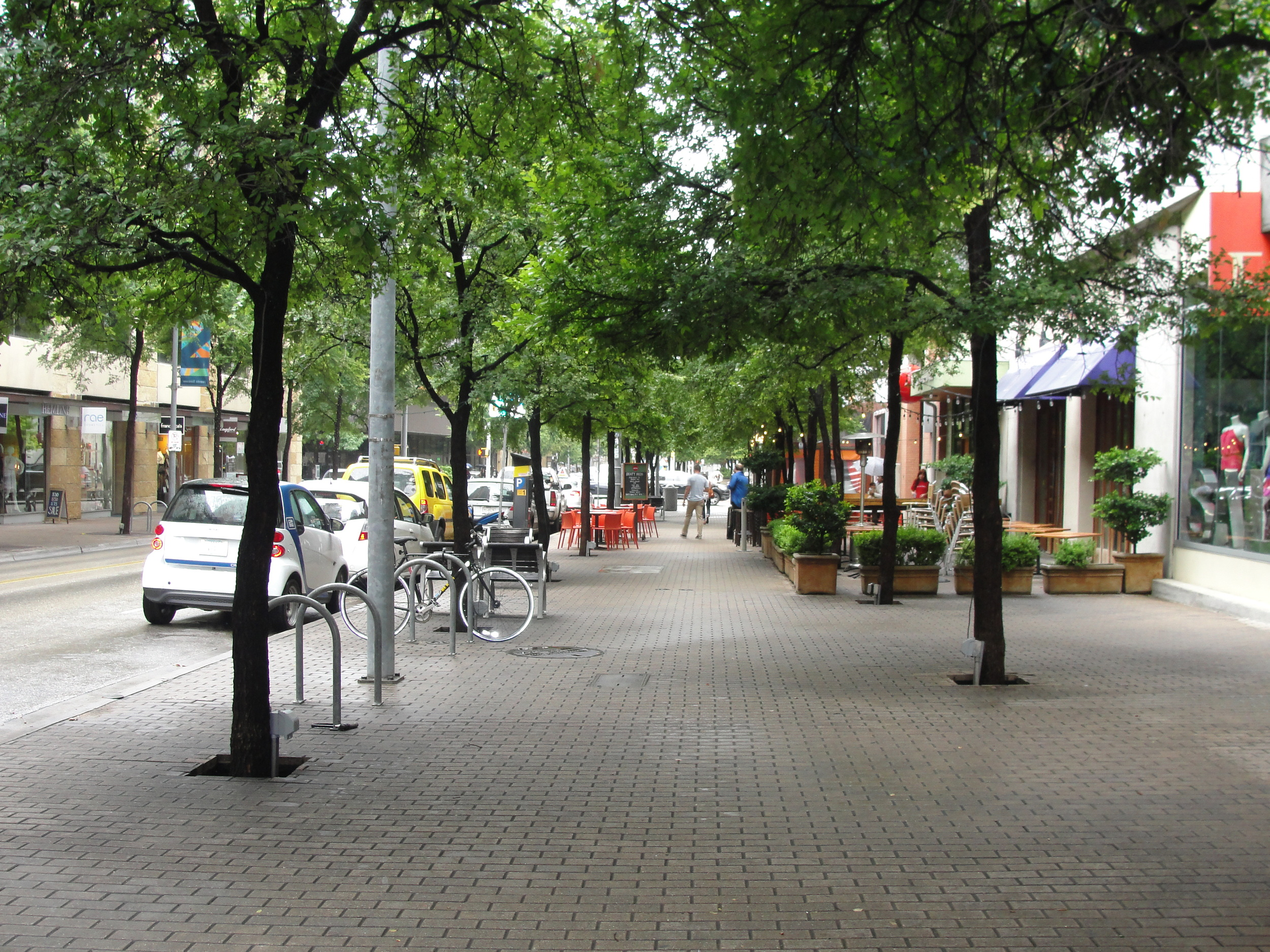 2nd Street Reconstruction - Austin, Texas