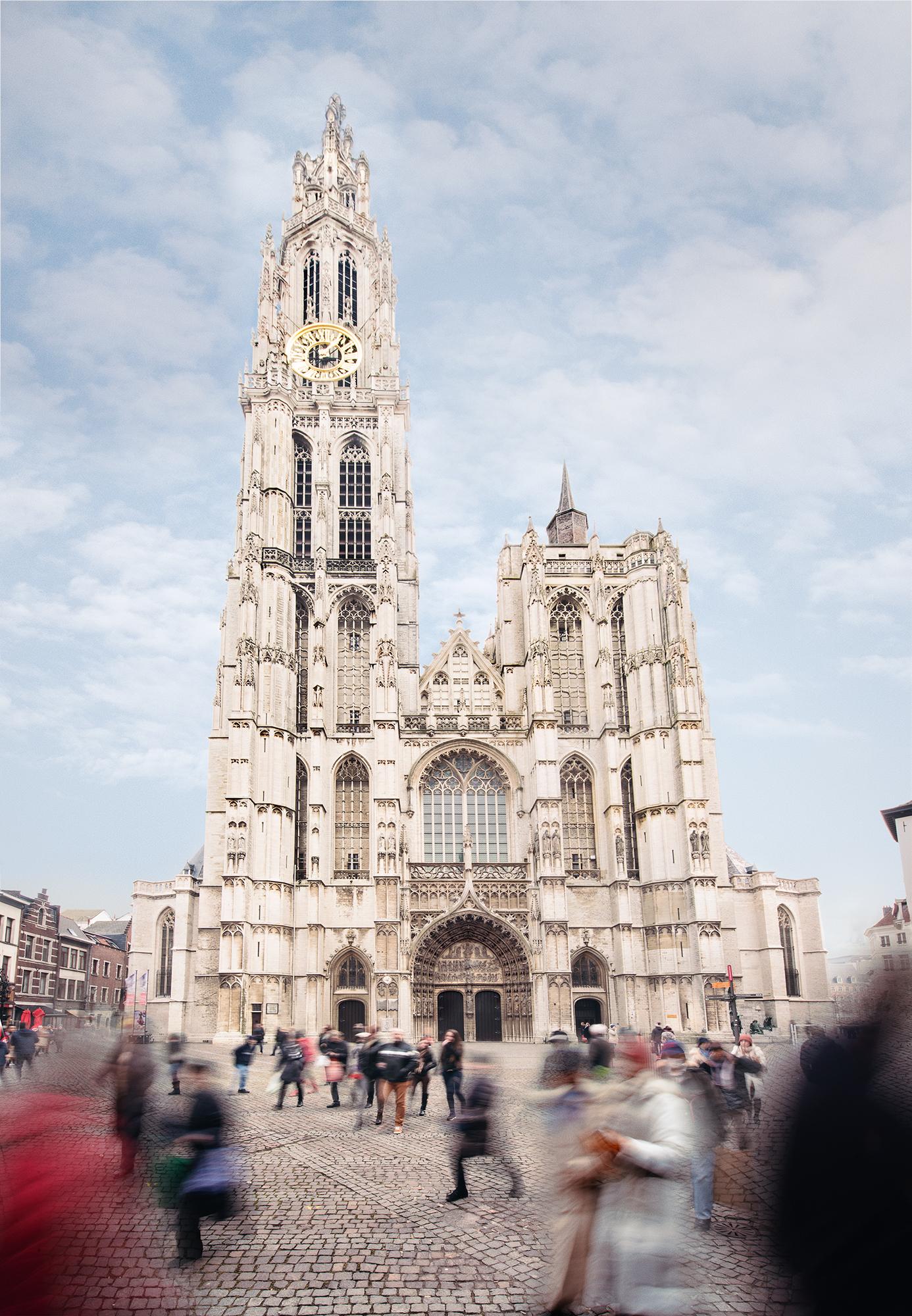 """""""Een onafgewerkte toren die toch werelderfgoed is."""""""