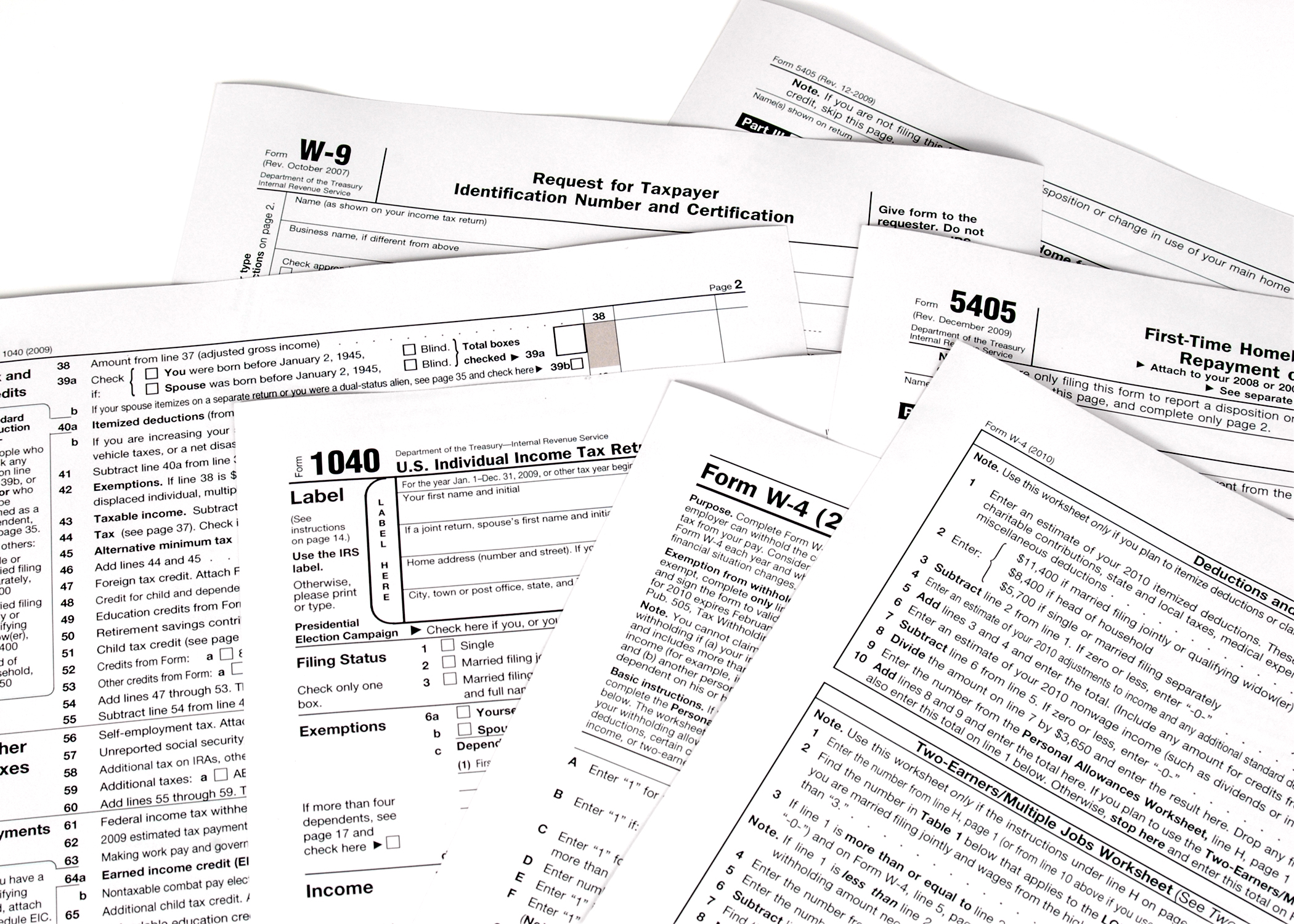 amj tax forms