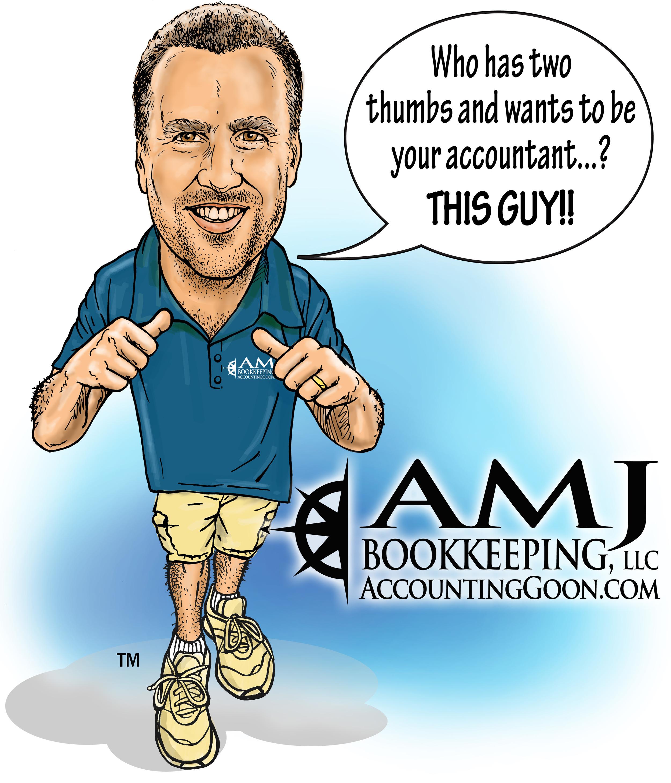 aron amj bookkeeping
