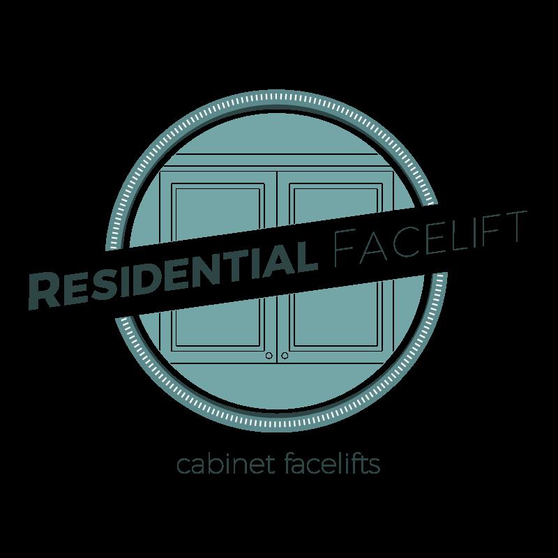 Residential Facelift. Cabinet refinishing.