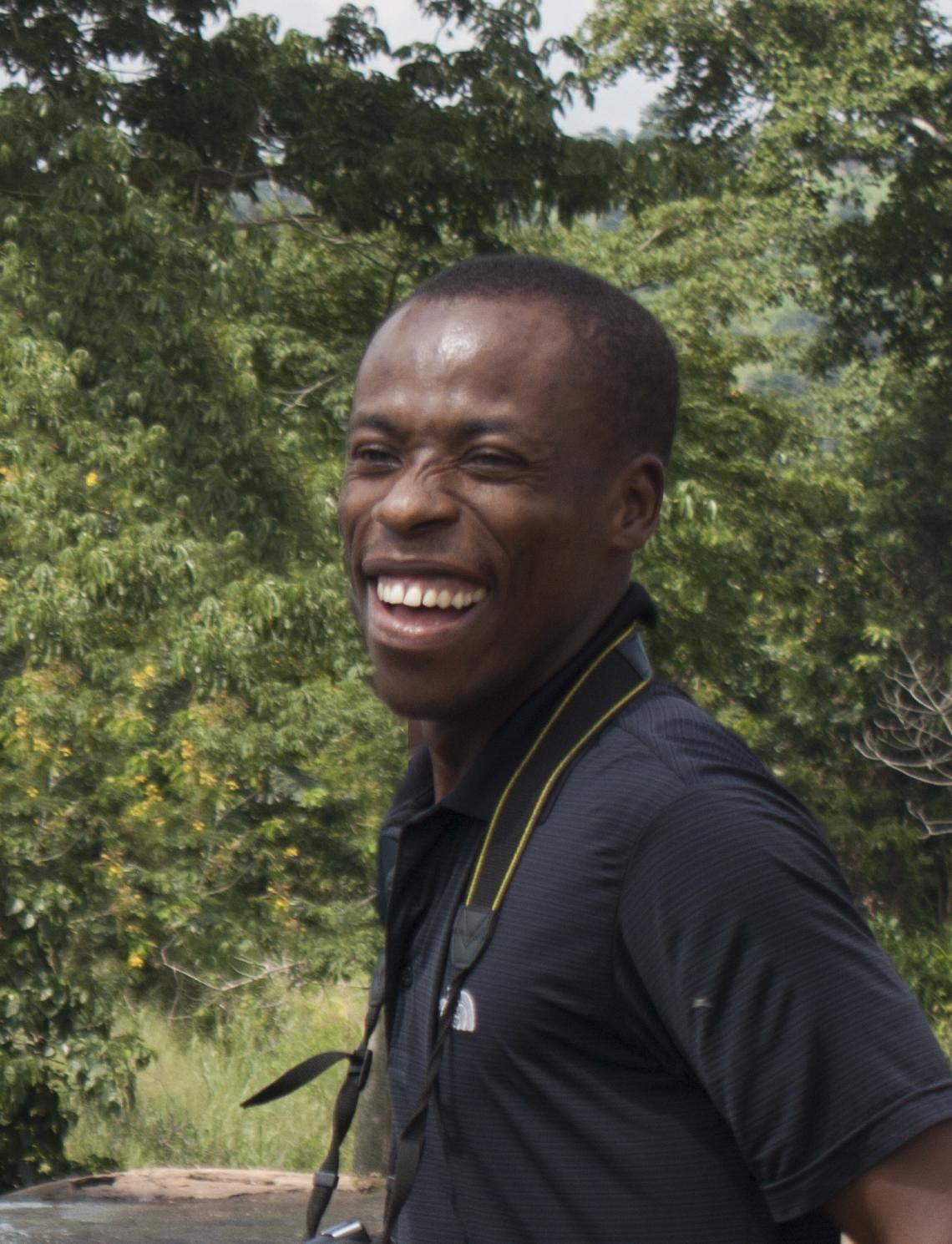 Isaac Darko-Mensah Country Director (Ghana)